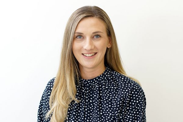 Rachel Lacklison, new Estates Surveyor