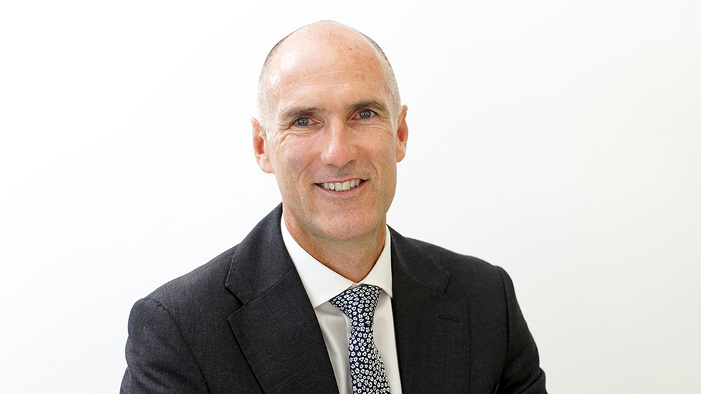 Chris Fry, new Chief Executive at Kingsbridge Estates