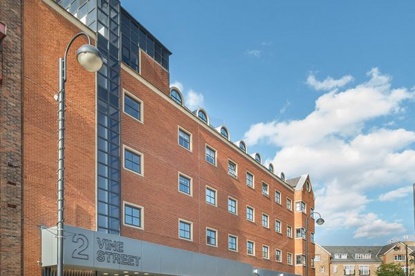 2 Vine Street, Uxbridge (Kingsbridge Estates commercial property)