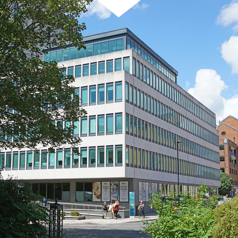 Cumberland House, Southampton (Kingsbridge Estates commercial property)