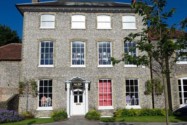 Forty North Street, Chichester (Kingsbridge Estates commercial property)