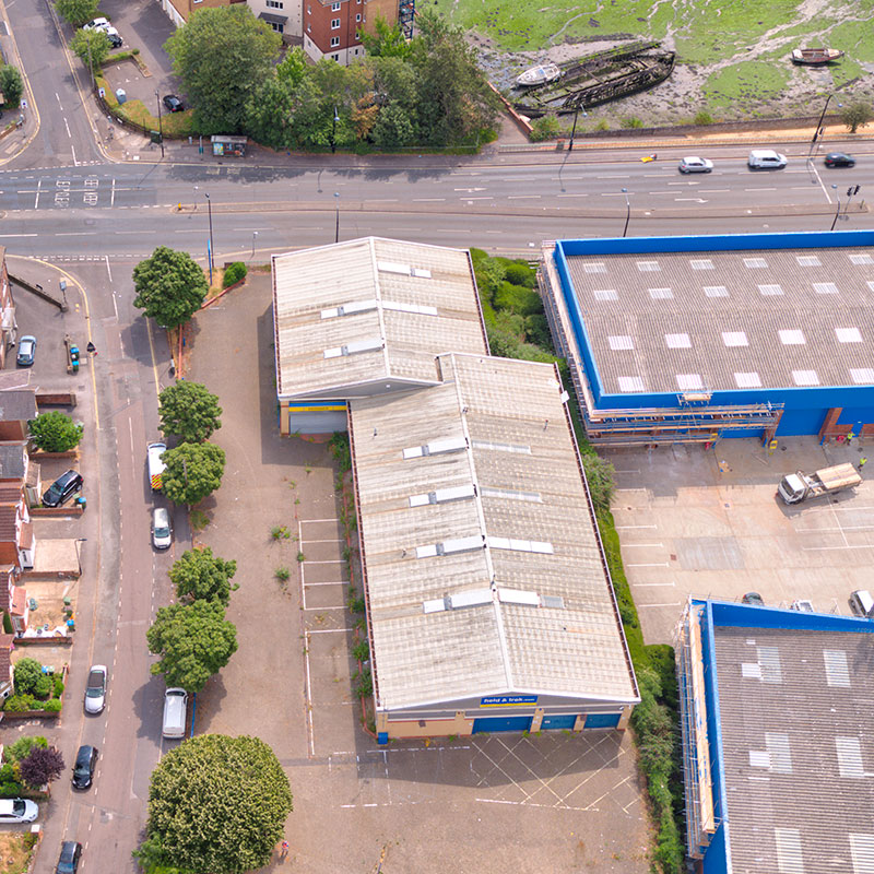 Hawkeswood Road, Southampton (Kingsbridge Estates commercial property)