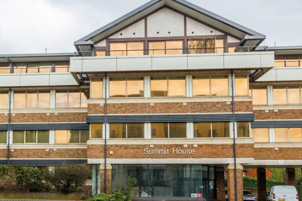 Summit House, Bracknell (Kingsbridge Estates commercial property)