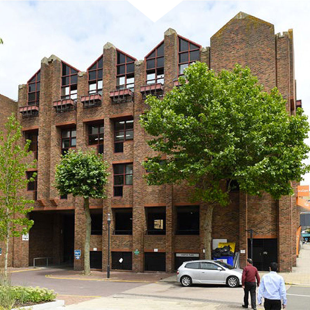 The Leisure Building, Uxbridge (Kingsbridge Estates commercial property)