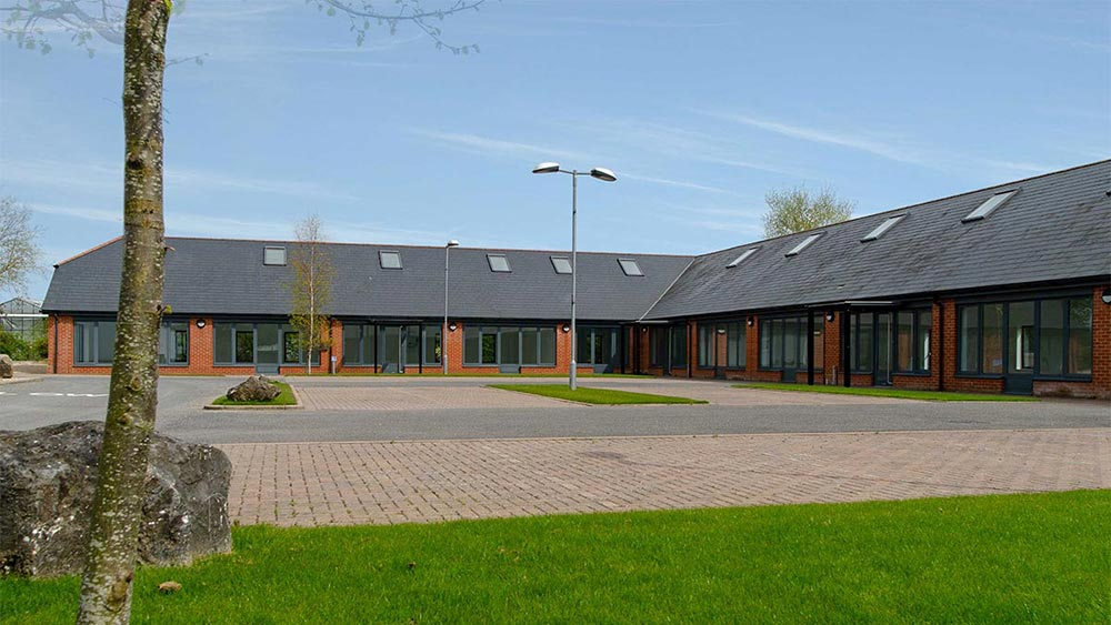 The Courtyard property, Vinnetrow Business Park | Kingsbridge Estates