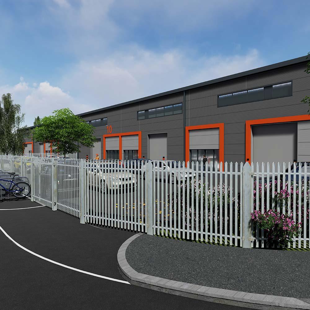 Spring Business Park, Havant - commercial property to rent from Kingsbridge Estates