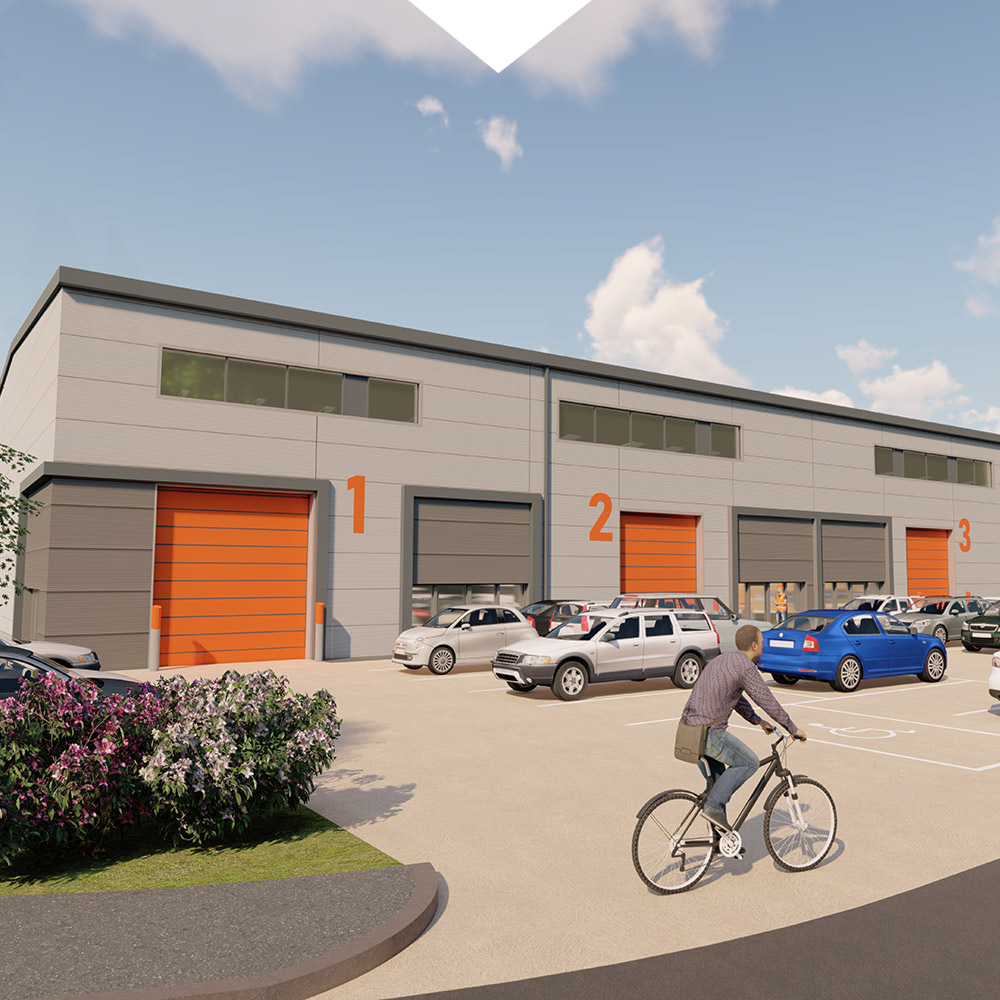 Former Buttericks site, New Lane, Havant - commercial property to rent from Kingsbridge Estates