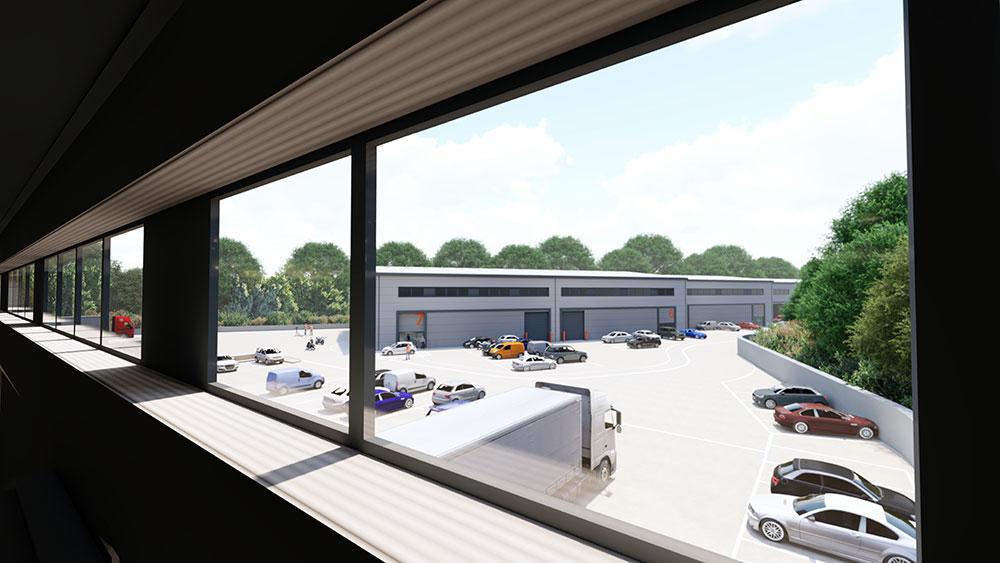 Concorde Park CGI: view 12