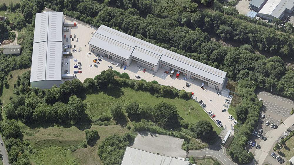 Concorde Park CGI: view 6