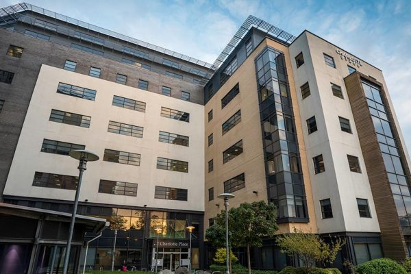 Charlotte Place multi-let office in central Southampton | Kingsbridge Estates