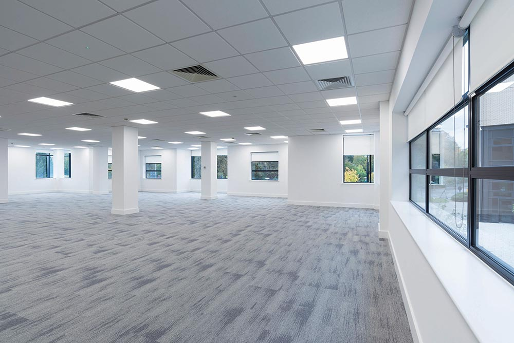 Charlotte Place office space, Southampton | Kingsbridge Estates