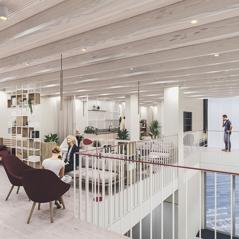 First floor office space at Charlotte Place, Southampton   Kingsbridge Estates