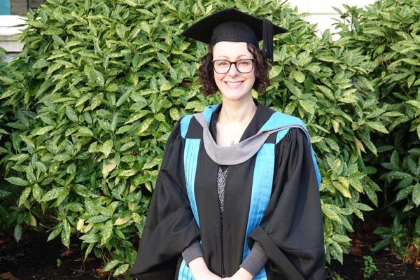 Fiona Day graduates from Kingston University | Kingsbridge Estates
