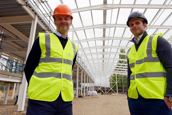 Jeremy Sharland and Greg Lukasiewicz | Kingsbridge Estates